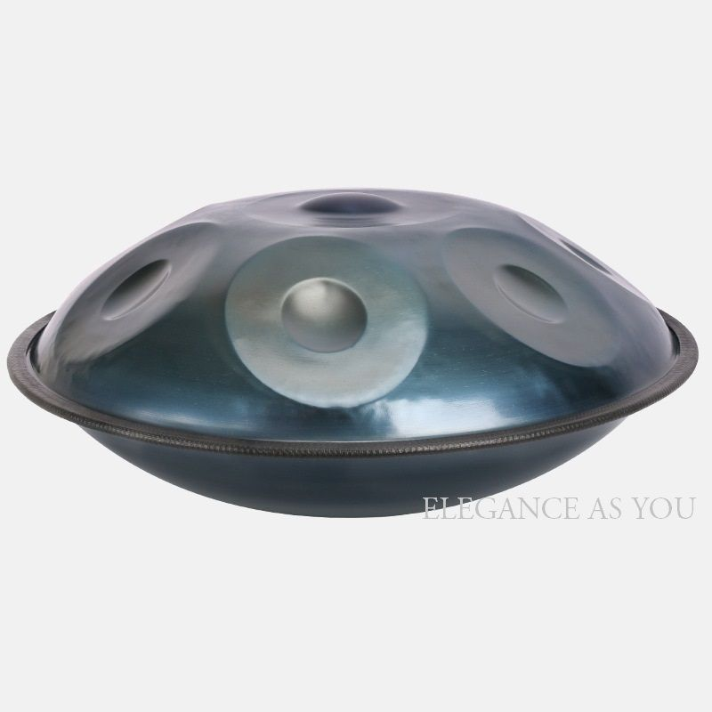 Hang F major / D minor alloy handwork HandPan professional play hang drum Hand-made Drum hand dish hand-held drum handpan case