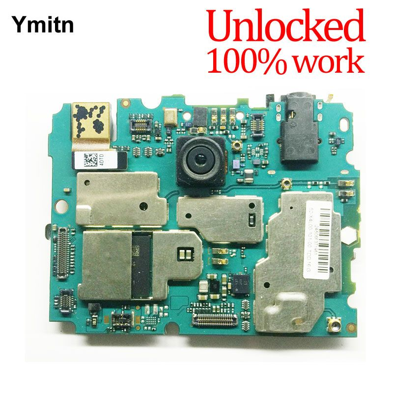 Ymitn Mobile Electronic panel mainboard Motherboard unlocked with chips Circuits flex Cable For Xiaomi Mi 4 Mi4 M4 LTE 4G versio