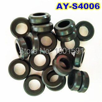 1000Pieces Free shipping rubber viton orng seals 16*8.8*5.5mm hot sale in aftermarket fuel injector repair kit(AY-S4006)