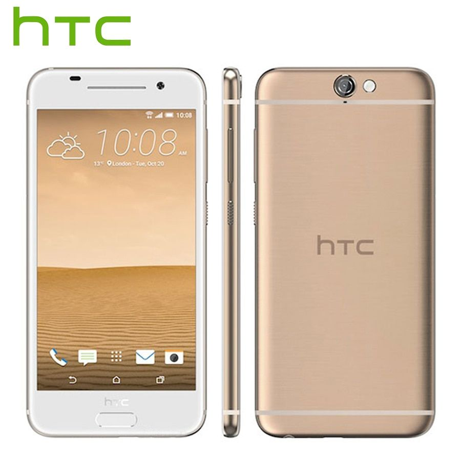 Original AT&T Version HTC One A9 4G LTE Mobile Phone 5.0