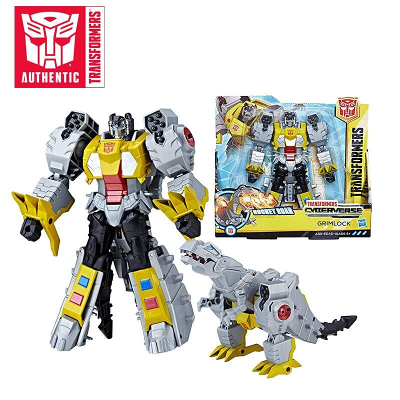 2019 17,5 cm Transformatoren Spielzeug Cyberverse Ultra Klasse Decepticon Shockwave Grimlock Optimus Prime Slipstream PVC Action Figure