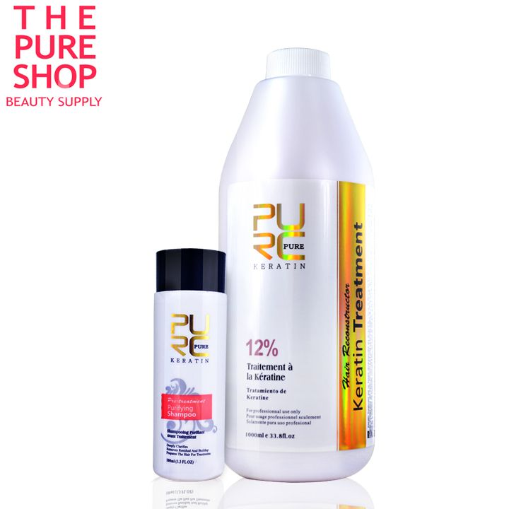 keratin smoothing treatment 12% formlain 1000ml keratin for hair high quality keratin hair straightening products good effect