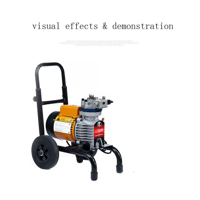 895 elektrischen feldspritzen, elektrische airless-farbspritz. power lackierer