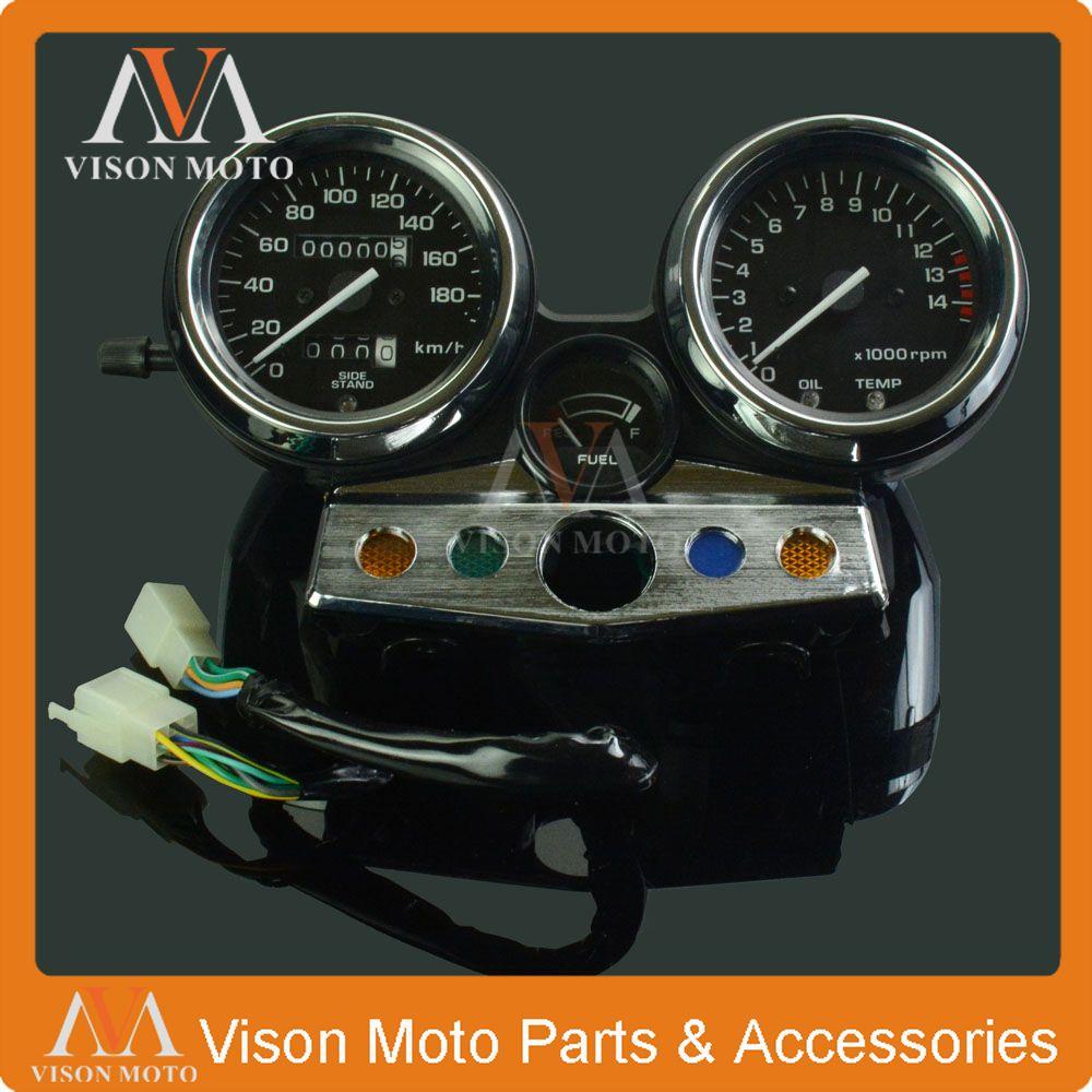 Motorcycle Speedometer Clock Instrument Gauges Odometer Tachometer For HONDA CB400 CB 400 1995 1996 1997 1998