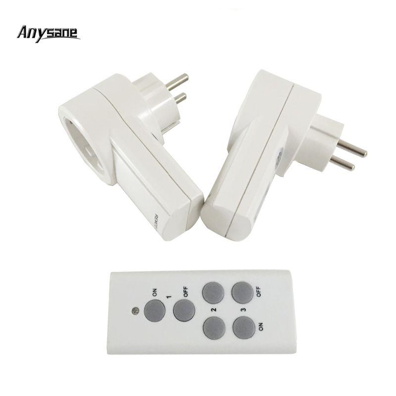 UE socket télécommande universelle contrôleur puissance prise de courant sans fil intelligent à distance compatible Broadlink RM Pro maison intelligente