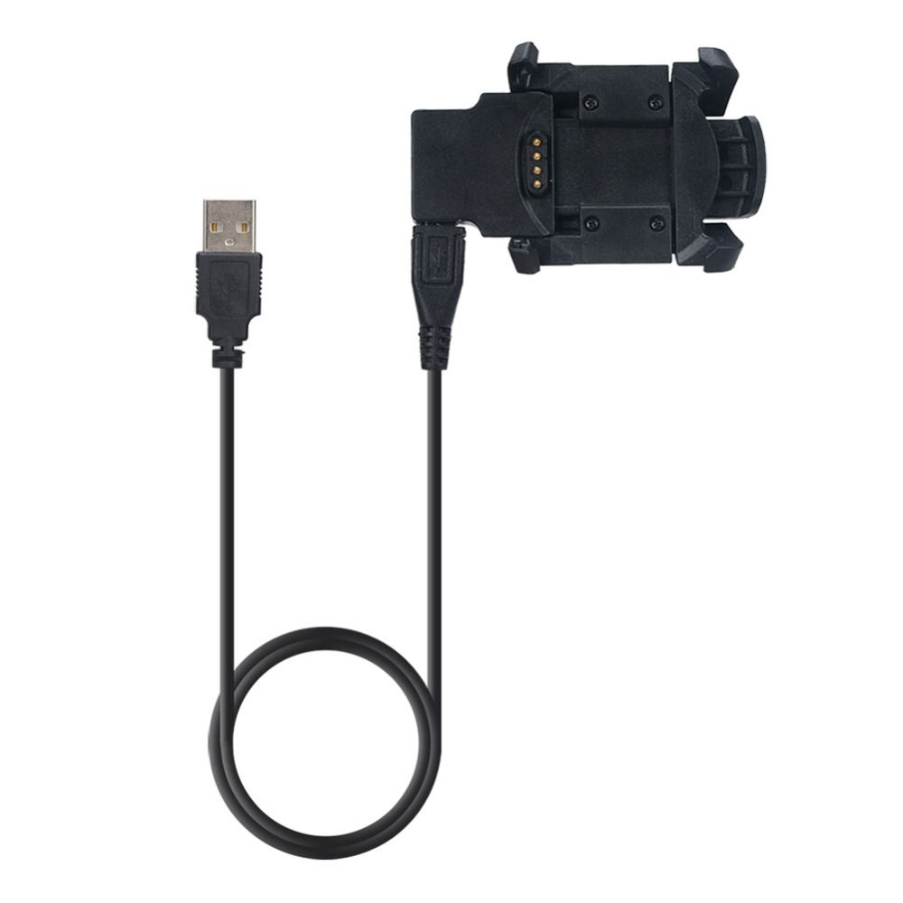 Montre intelligente Chargeur Berceau Remplacer Chargeur Dock + USB Câble de Données de Synchronisation Pour Garmin Fenix 3 HR Smartwatch