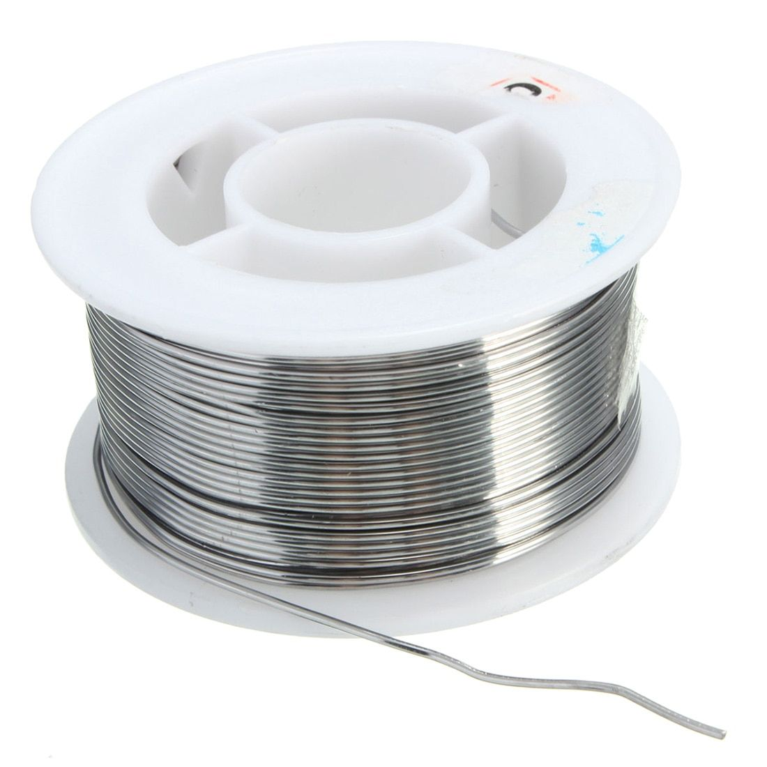 Promotion! 100g 0.8mm 60/40 Tin lead Solder Wire Rosin Core Soldering 2% Flux Reel Tube