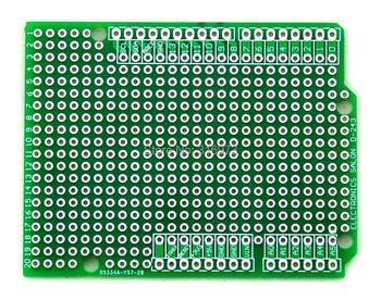 ( 10 pcs/lote ) Prototype PCB pour UNO R3 bouclier conseil bricolage