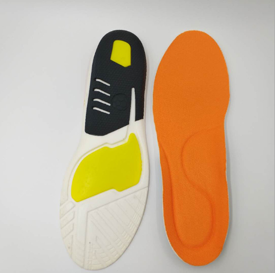 DV2 Custom-sized insole for free cutting. men women Breathable insole 8 Pcs/Lot