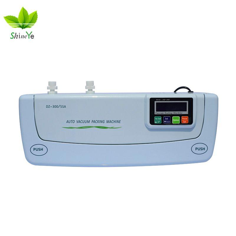 ShineYe DZ-300/5SA ménage alimentaire scelleur sous vide Machine d'emballage Film scelleur sous vide emballeur y compris les sacs