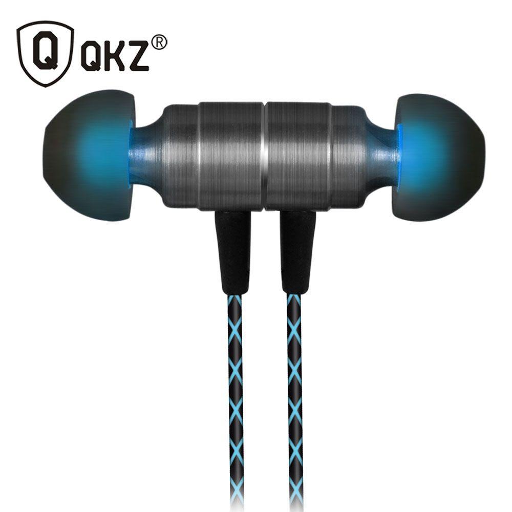 QKZ-X41M Special Edition in-Ear Professional In-ear Headphone Clear Bass Metal Earphone go pro fone de ouvido