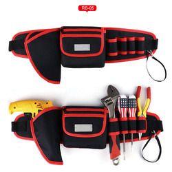 Сумка для инструментов с крышкой высокого качества инструмент ремень для отвертки сумка Прочный инструмент для талии держатель Регулируем...