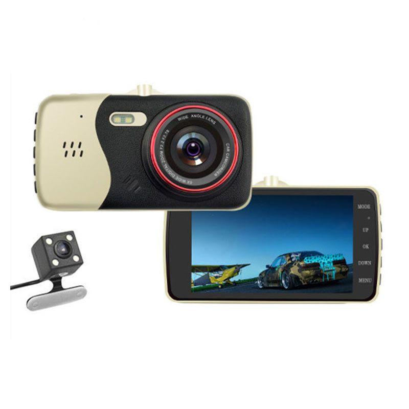 Original 4.0 Inch IPS Screen Car DVR Novatek NTK96658 Car Camera T810 Oncam Dash Camera Full HD 1080P Video 170 Degree Dash Cam