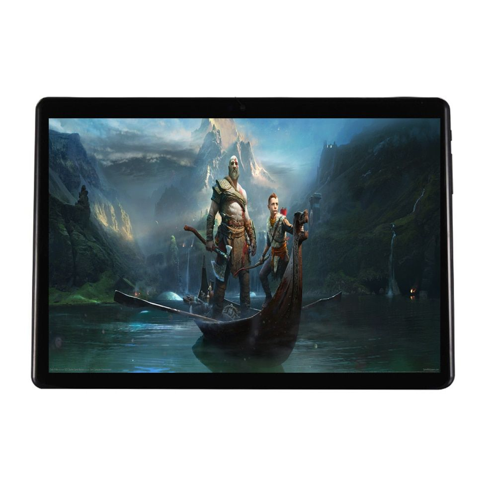 <font><b>Super</b></font> Tempered 2.5D Glass 10 inch tablet Octa Core 4GB RAM 32GB ROM 8 Cores 1920*1200 IPS Screen Android 7.0 Tablets 10.1 + Gift