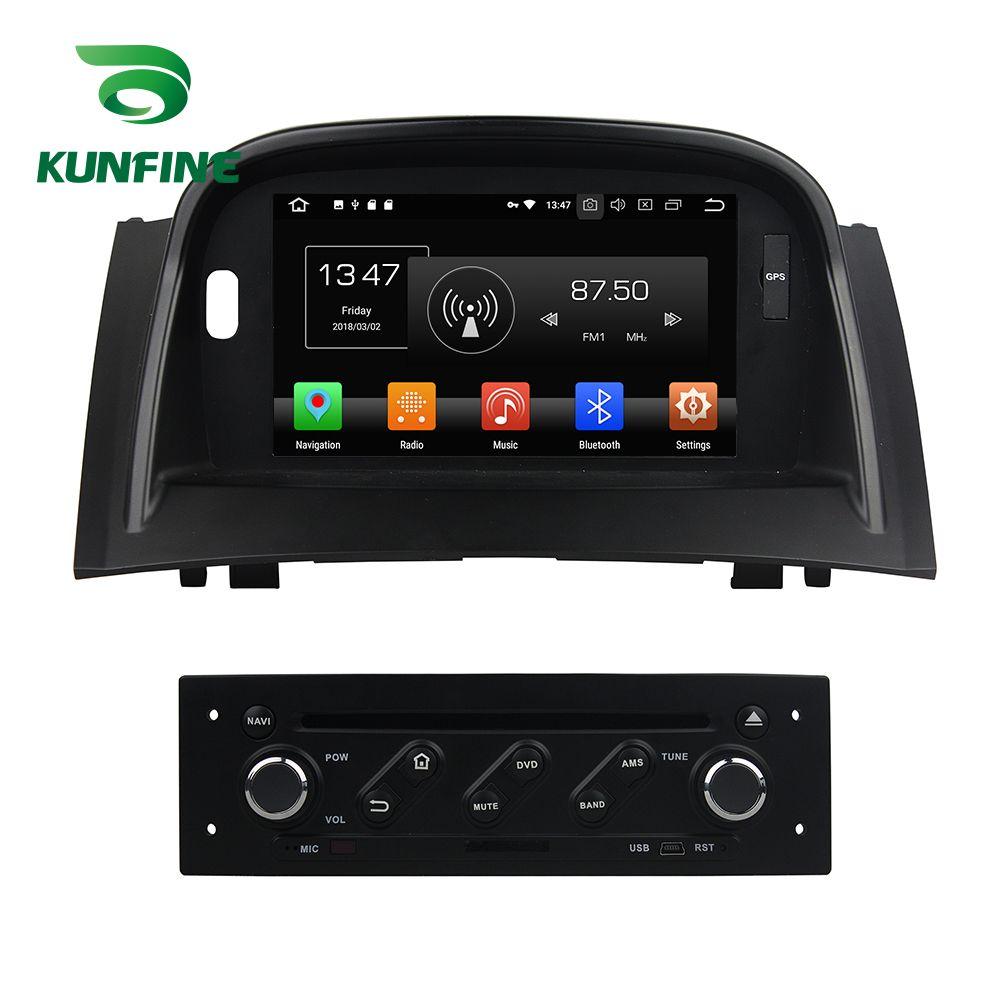 4 gb RAM Octa Core Android 8.0 Auto DVD GPS Navigation Multimedia Player Auto Stereo für Renault Megane II 2004- 2009 steuergerät radio