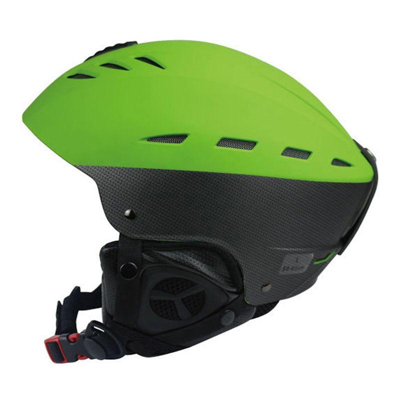 Спорт на открытом воздухе Ultralight Лыжный Спорт Шлем 6 цветов горнолыжный шлем CE Сертификация лыжный сноуборд скейтборд шлем 55-61 см