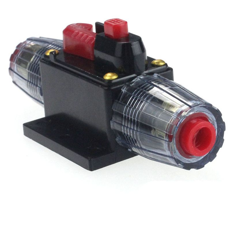 Car Auto Accessory DC 12V Audio Stereo Circuit Breaker Replace Fuse 50A New car-styling car accessories 12V-24V