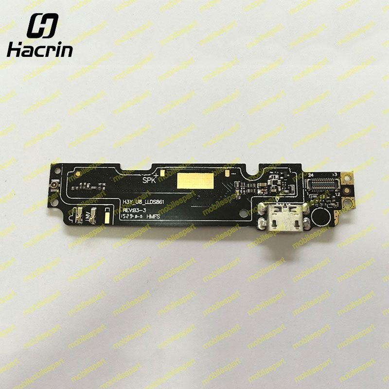 USB Conseil pour Xiaomi Redmi Note 2 Remplacement assemblée réparation partie de fixation USB Conseil + microphone pour Xiaomi Redmi Note 2