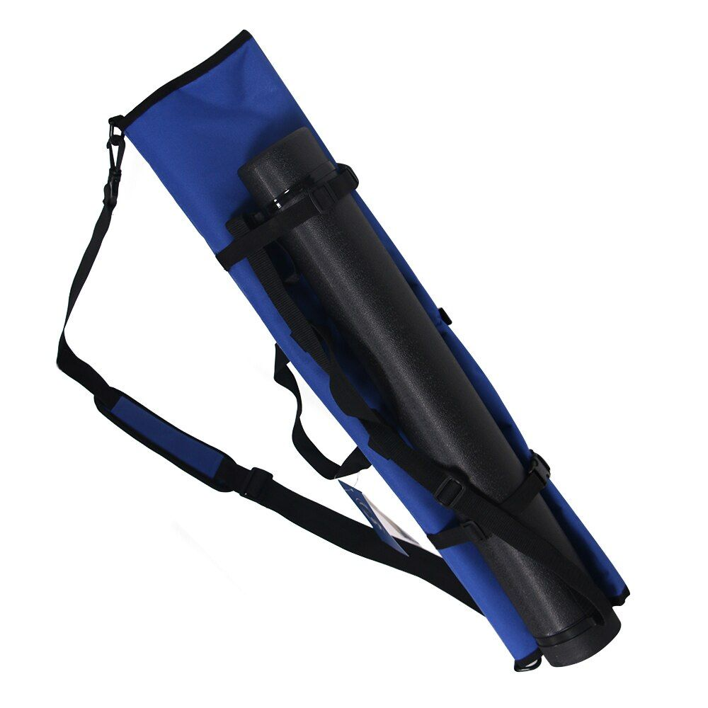 Archery Accessories 1pc Canvas Take-down Bow Bag and 1pc Plastic Adjustable Arrow Quiver Holder Archery for sale