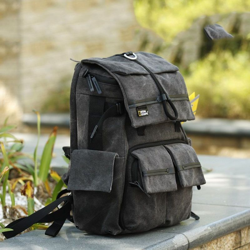 High Quality Camera Bag NATIONAL GEOGRAPHIC NG W5070 Camera Backpack Genuine Travel Camera Bag can put 15.4-inch laptop