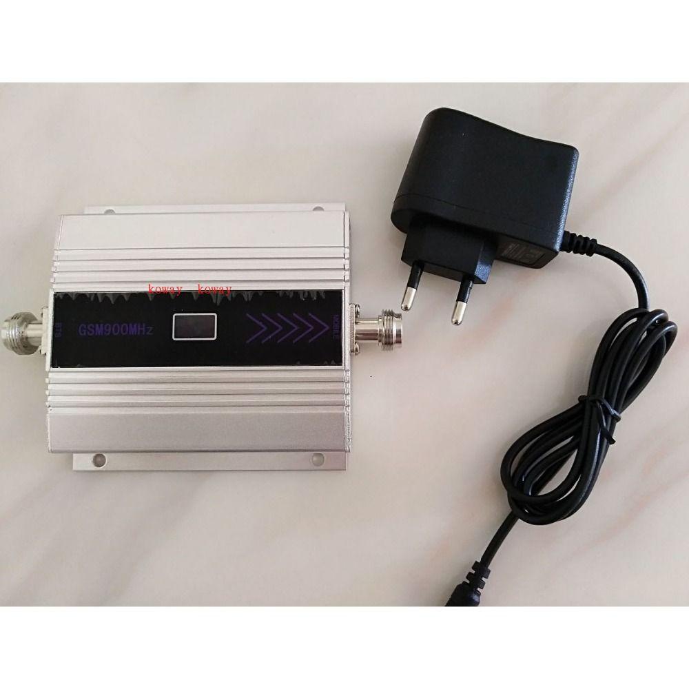 GSM signal booster TÉLÉPHONE portable GSM répéteur de signal, TÉLÉPHONE mobile amplificateur de signal avec power adapter