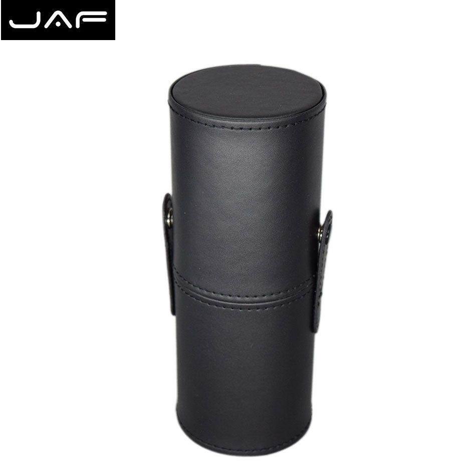 JAF cosmética Cepillos holder maquillaje Cepillos caso Cepillos es tubo porta envío libre para cosmética Cepillos es contenedor