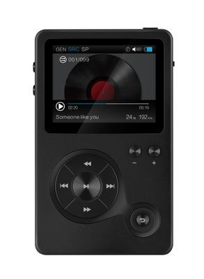 Free DHL Fast ship Hidizs AP100 Second Generation CS4398 4760B SRC Portable HiFi Audio Music MP3 Player