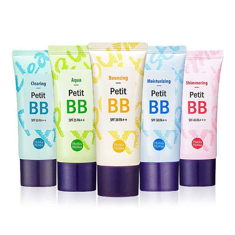 Holika holika petit bb crema 30 ml 5 tipo de cosméticos de corea