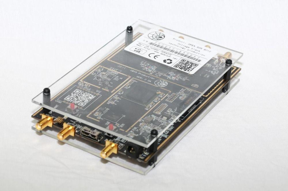 2018 RF entwicklung bord AD9361 70 MHz-6 GHz SDR Software Definiert Radio USB3.0 Kompatibel mit USRP B210 volle duplex SDR