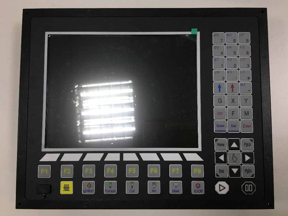 Best cnc controller systemF2300A with XPTHC-4H for cnc plasma/flame cutter HYD-2300A