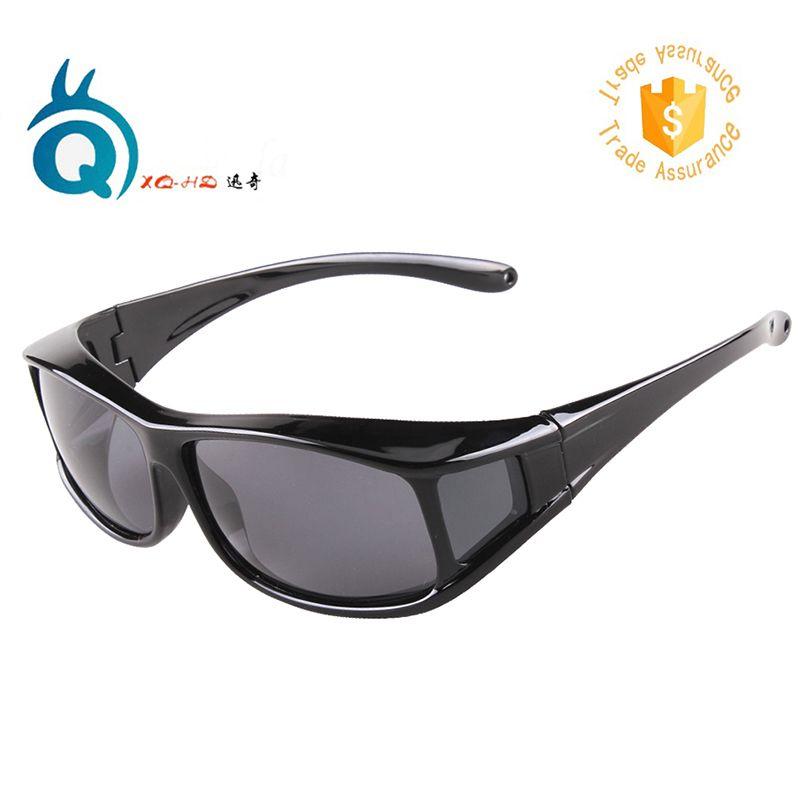 Lunettes de soleil polarisées UV400 fit over lunettes onnebril pour hommes et tenue de femme sur Prescription lunettes pêche couverture lunettes de soleil
