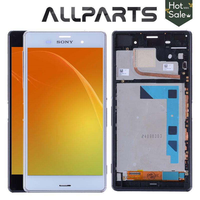 Original 5.2'' IPS For SONY Xperia Z3 LCD Display Touch Screen D6603 Replacement for SONY Xperia Z3 LCD Dual D6633