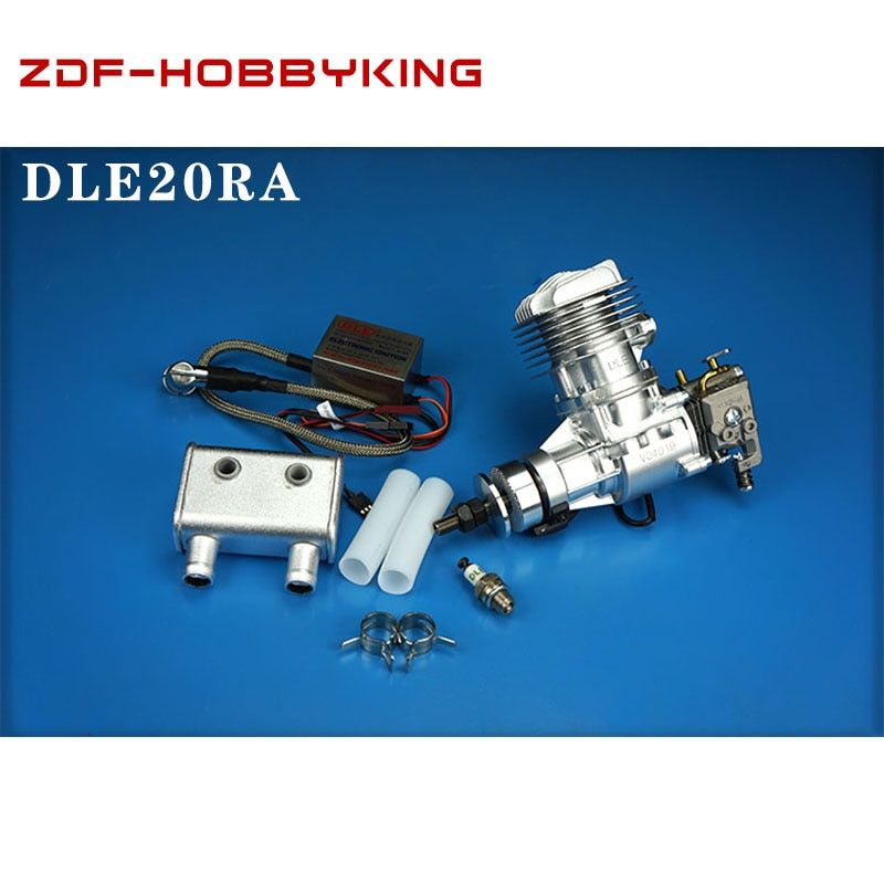 DLE Original new DLE 20CC DLE20RA DLE 20RA Gasoline Engine for RC Model