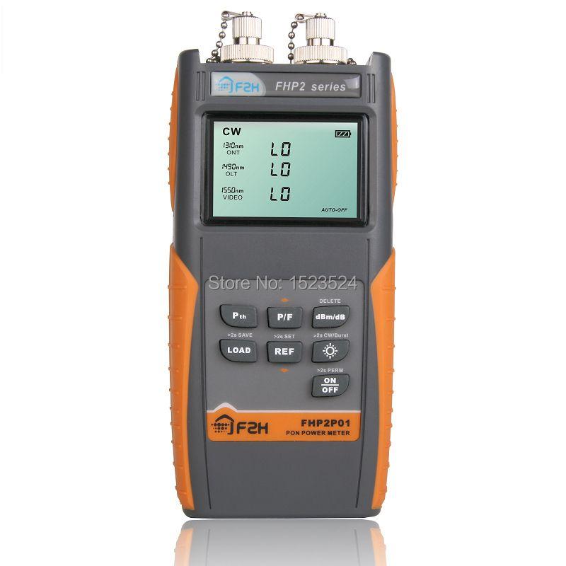 Fhp2p01 Grandway PON оптический Мощность метр для EPON GPON xpon, OLT-ОНУ 1310/1490/1550nm