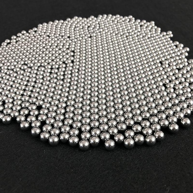 100 pcs/Lot 10mm diamètre balle en acier chasse arc fronde balles haute teneur en carbone fronde chasse munitions tir à l'arc accessoires Yernea