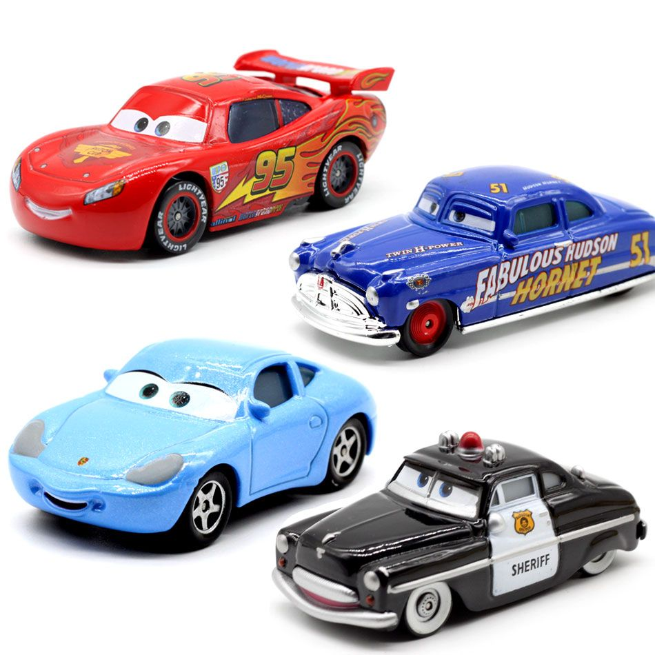 Disney Pixar Cars 3 20 Style Toys For Kids LIGHTNING McQUEEN High Quality Plastic Cars Toys Cartoon Models Christmas Gifts