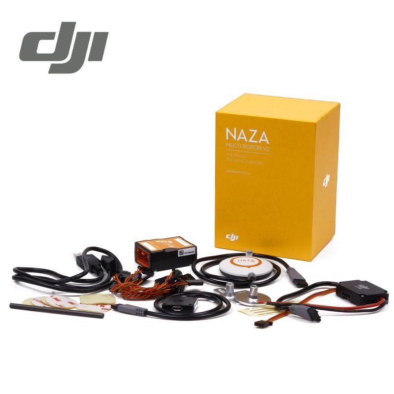 DJI Naza V2 Flight Controller (enthält GPS) Naza-m Naza M V2 Flugsteuerung Combo für RC FPV Drone Quadcopter Ursprünglicher