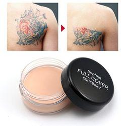 Base Anti-cernes Crème Visage Couverture Blemish Cacher Foncé Spot Tache Eye Contour des Lèvres Maquillage Liquide Fondation Concealer Cosmétique Crème