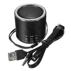 Mini Speakers Speaker FM Amplifier Radio USB Micro-SD TF Pr PC MP3 iPod