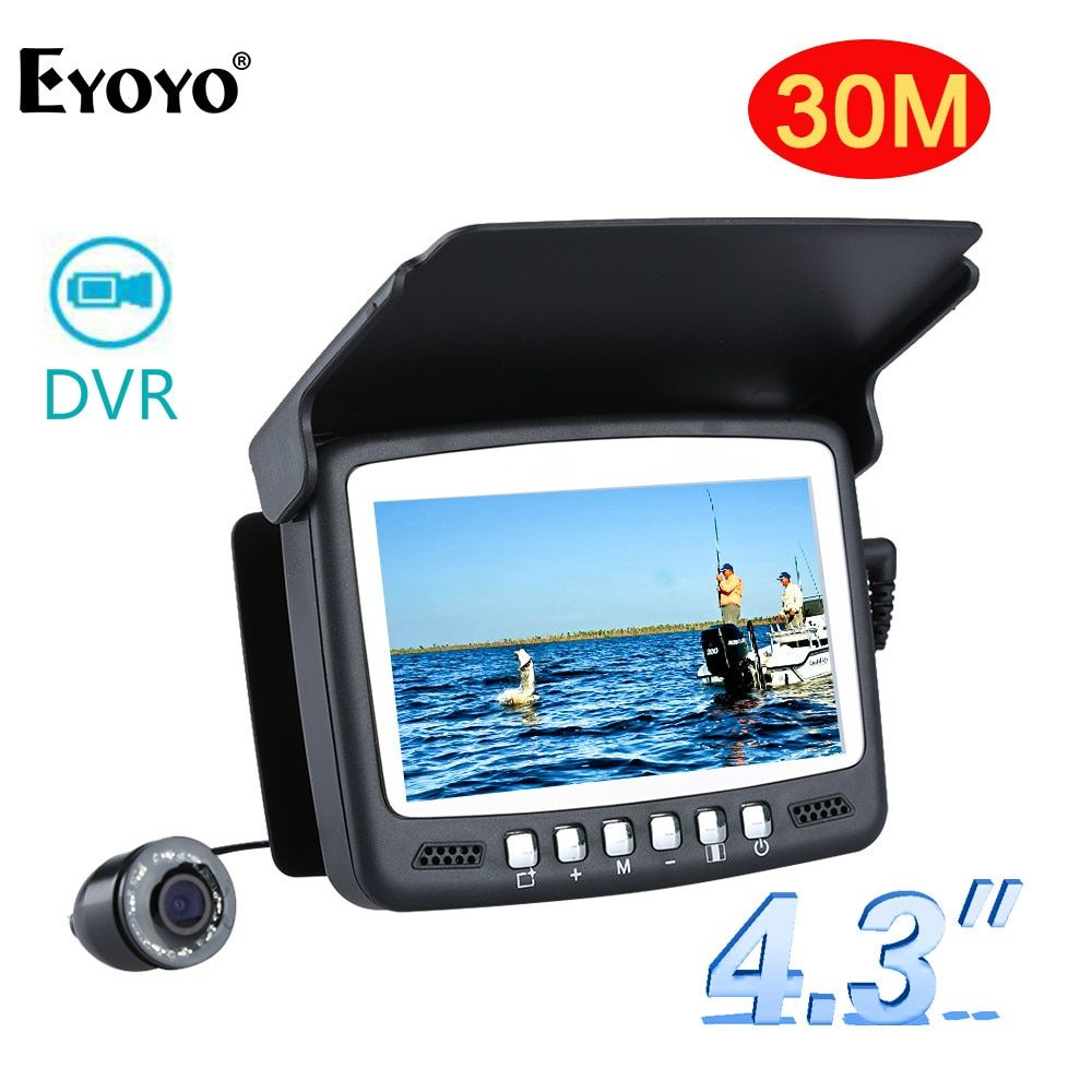 Eyoyo Original Underwater Fishing Camera 30M 1000TVL 4.3