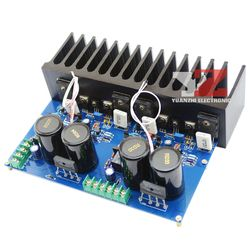 Dirakit YZ-MT-150 150 W Kelas A/AB Power amplifier papan (tidak ada heatsink)