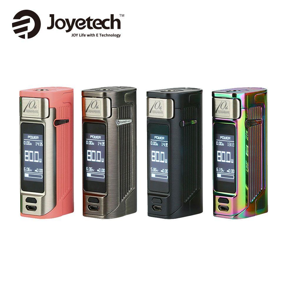 Neue Oirignal Joyetech ESPION Solo 21700 MOD Max 80 Watt Ausgang w/1,3-zoll Touchscreen passt ProCore Air zerstäuber keine 18650 Batterie