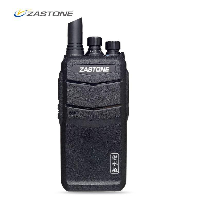 Zastone V1000 Walkie Talkie Waterproof VHF 136-174MHz UHF 400-470MHz 8W 2000mAh Portable Amateur Ham Radio Two Way Radio 16CH