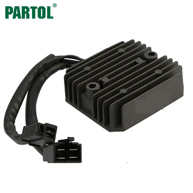 Partol Motorcycle Bike Voltage Regulator Rectifier for Honda Steed 400 VF750C MAGNA VF 750 C2 MAGNA DELUXE VT600C SHADOW CH250