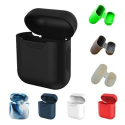 DOITOP Мягкий силиконовый чехол для Apple противоударный чехол для Apple кожухи головных телефонов ультратонкий протектор чехол