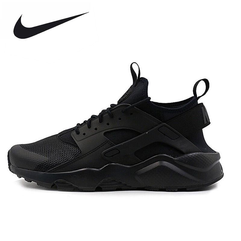 Nike AIR HUARACHE RUN ULTRA Men's Breathable Running Shoes,Original New Arrival Sneakers Classic Tennis Shoes Outdoor