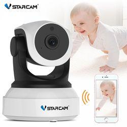 Vstarcam C7824WIP Видеоняни и радионяни Wi-Fi 2 way аудио Смарт Камера с детектором движения ip-камера видеонаблюдения с поддержкой Wi Камера Беспроводно...
