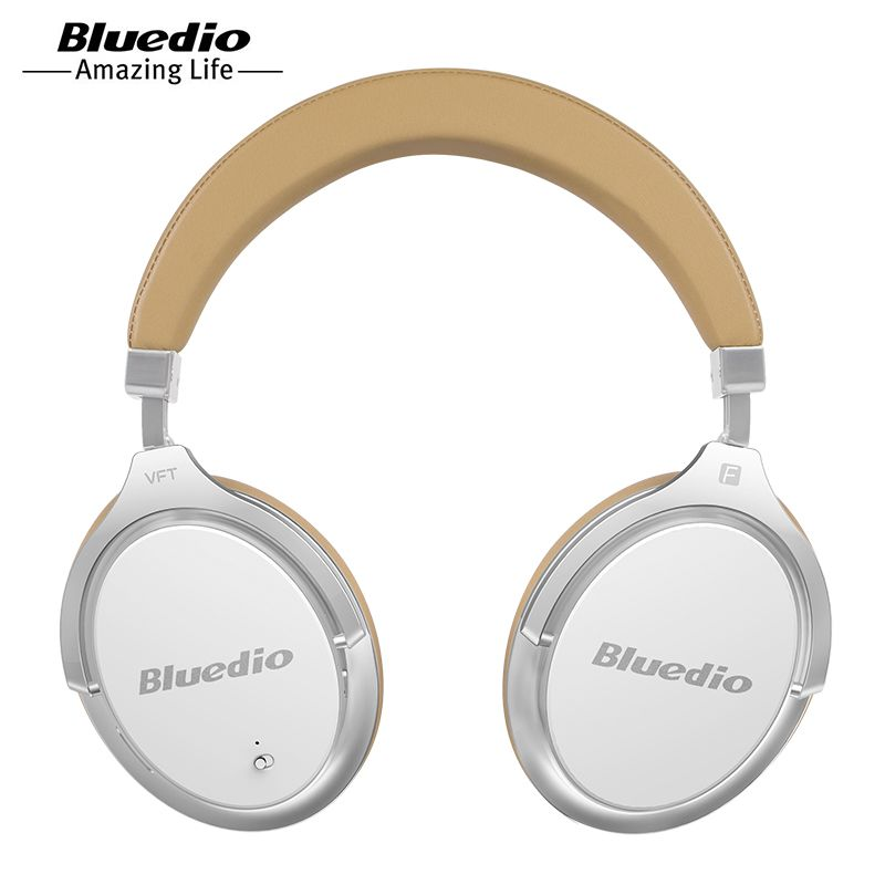 Bluedio F2 Active Noise Cancelling Wireless Bluetooth Headphones wireless <font><b>Headset</b></font> with microphone for phones