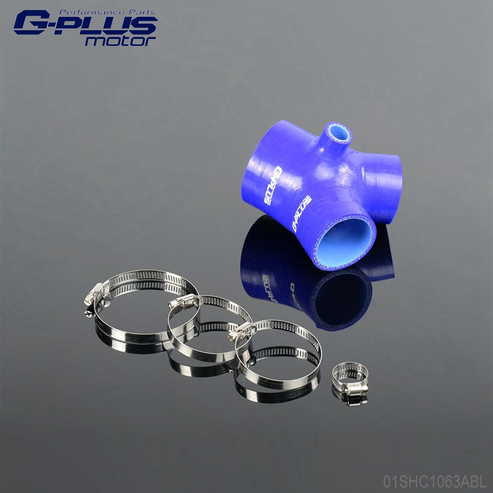 Silicone Throttle Body Boot Hose Pipe For 1999-2002 Audi A6 S4 2.7T PRO Y-JIONT