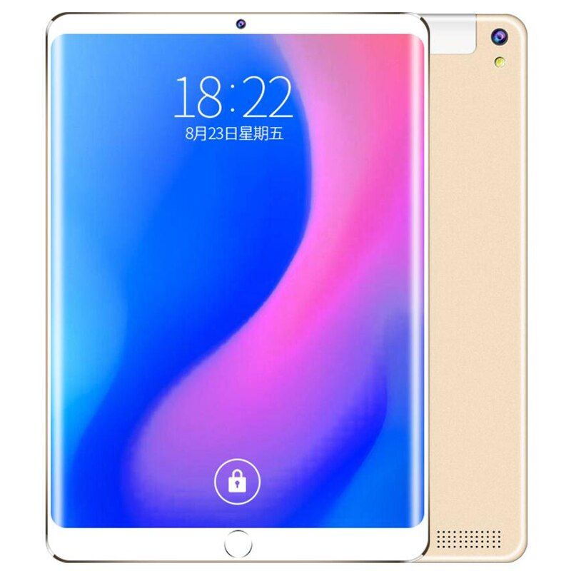 10,1 zoll tablette enfa Octa Core 6 GB RAM 128 GB ROM 1280 800 IPS Android 6.0 GPS Bluetooth FM Wifi tabletten tablet pc in moskau